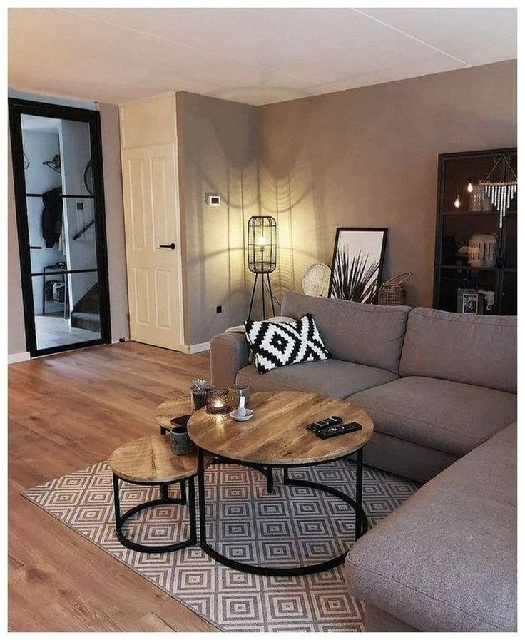 Superbes idées de décoration de salon moderne