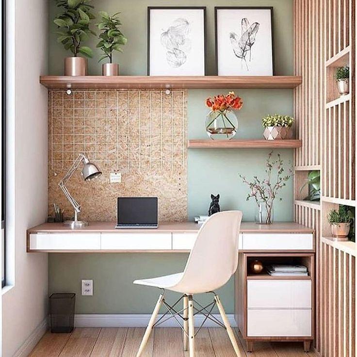 Idées géniales de bureau à domicile